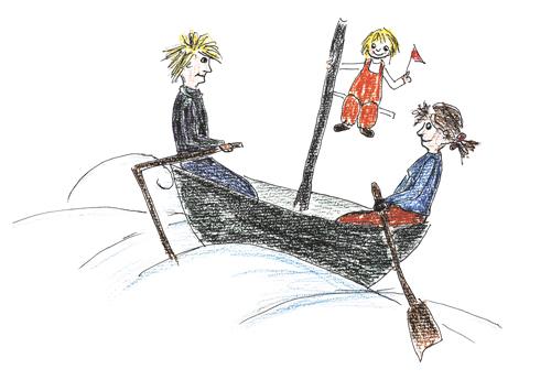 Zeich-Boot