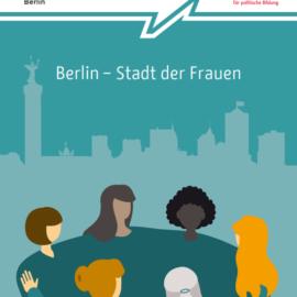 """Broschüre """"Berlin – Stadt der Frauen"""""""
